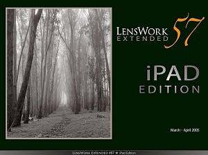 LensWork Extended #57 iPad Edition (75mb)