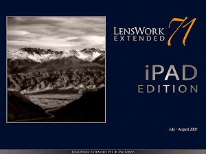 LensWork Extended #71 iPad Edition (47mb)