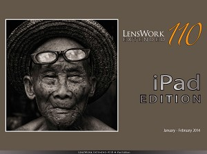 LensWork Extended #110 iPad Edition (66mb)