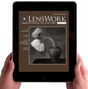 LensWork #38 Portable Edition (3.8mb)